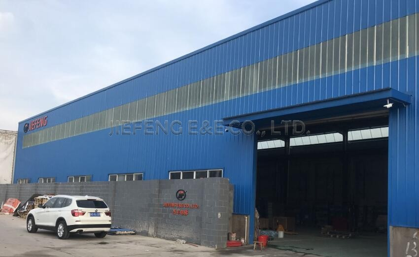 JIEFENG ESCALATOR PARTS WORKROOM