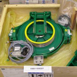 KM781831G01   Elevator Traction Machine  HOISTING MACHINE MX10/16