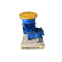 CG26-135 Escalator Motor Traction Machine for KONE TM140 Escalator 11KW