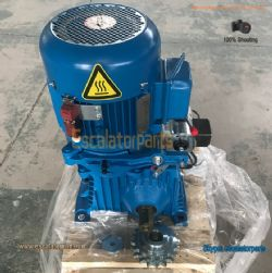 DAA20401G Otis Escalator Traction Machine EC-W1