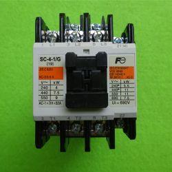 SC-4-1/G JIS C 8201 Fujitec Elevator Contactor JCQ3002V48NC21
