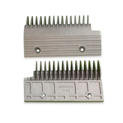 655B013H09 Hyundai OB4 Escalator Aluminum Comb Finger (RHS)