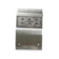 KOYO Moving Walk Comb Plate (CTR) L=199.4*154mm,22T Hole Distance 145mm