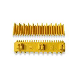 50626400 Escalator Step Cleat, L=202.9mm 22T Fireproof