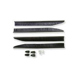 Escalator Skirt Brush End Insert 50630453