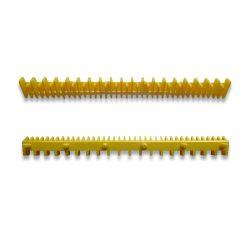 1705724600  Velino Escalator Step Demarcation Strip, 39Tooth