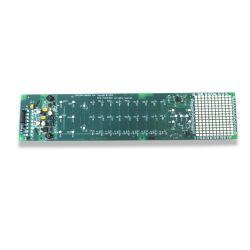 PCB F2KCDM DOTMATRIX DISPLAY AMBER COP KM806830G01