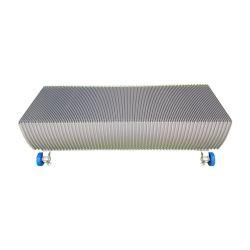 GAA26140M13 Otis Escalator Step 1000mm, Silver Grey GAA455BV GAA26140L3