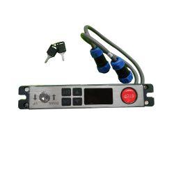 Otis Switch Panel DAA26220BJ4 TYBOX(FB)-OTIS-OP-D