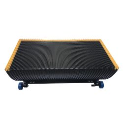 ML Tainless Steel Step TJ-S-1000, 1000mm Black