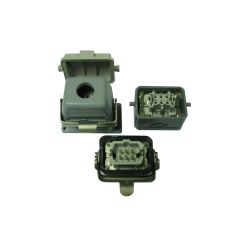 Schindler Switch Plug 316121S(ZGG-16)with 316118S(PGG-16)
