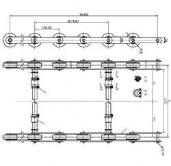 Fujitec Chain, S1000 Type