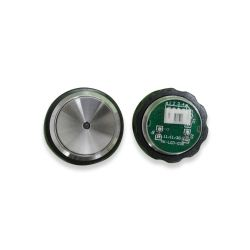 FAA25090L3 Vandal Resistant Push Button MK-LED-03B  for Otis GEN2 Elevator, H.S.St Green