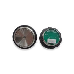 FAA25090L302 Vandal Resistant Push Button MK-LED-03B for Otis GEN2 Elevator, H.S.St Red