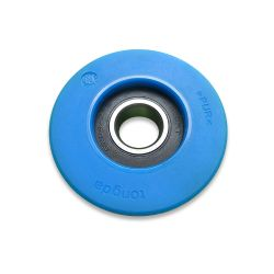 76*25MM 6204 Escalator Step Roller, Blue