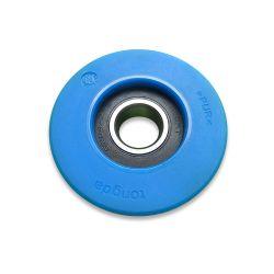 76*25MM 6204 Escalator Step Roller, Blue