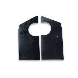 KM5202467H01  RSV ESCALATOR HANDRAIL INNER PLATE