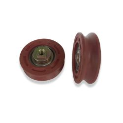 KM89628G02 elevator door roller 50*14mm for