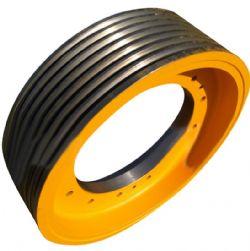 Elevator Traction Machine Wheel 470mm