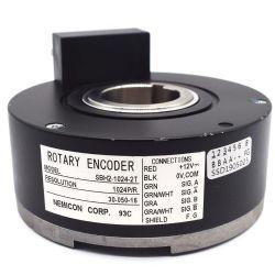 SBH-1024-2T Rotary Encoder for Elevator, 1024P/R 12V 30-050-16