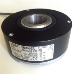 SBH-1024-2MD Rotary Encoder 30-050-C10E for Elevator Traction Machine, 12V 1024P/R