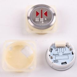 A4N101577 Push Button BA21G for Thyssen Elevator, DC24V 32.7mm