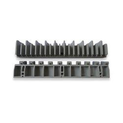 L47332242A Gray  Escalator Step Cleat demarcation