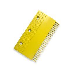 204*115mm 24 teeth escalator comb plate for  AVANTE escalator TKCP2104Y