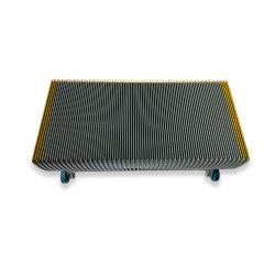 1705770800 Aluminum 4EK escalator step HP837 for  Velino Escalator